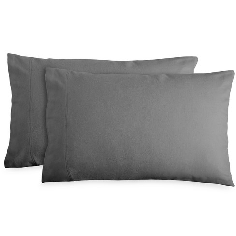 Bare Home Cotton Flannel Pillowcase Set - image 1 of 4