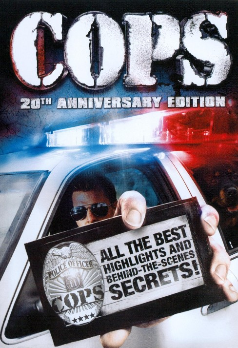 Cops: 20th Anniversary Edition (2 Discs) (dvd_video) - image 1 of 1