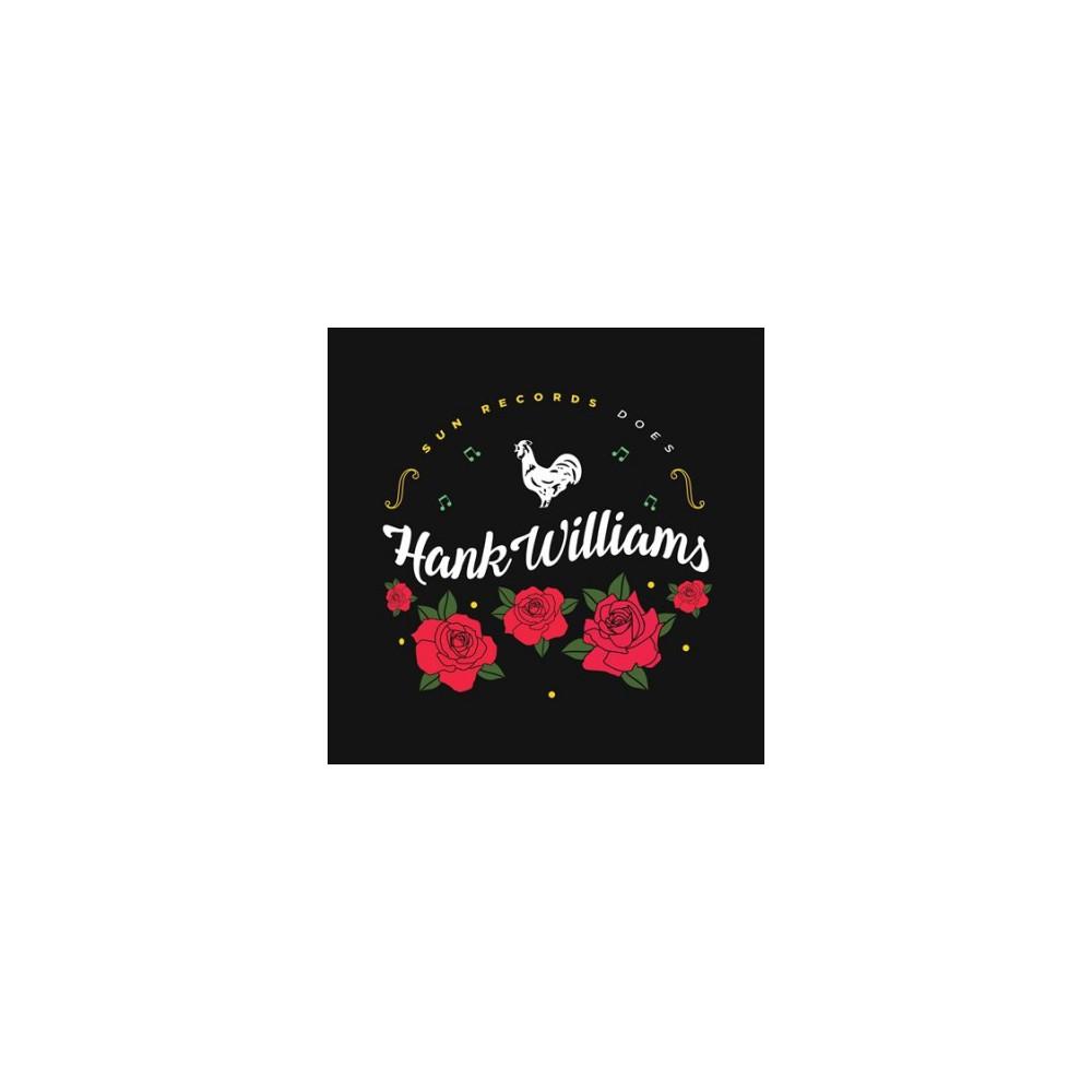 Various - Sun Records Does Hank Williams (Vinyl)
