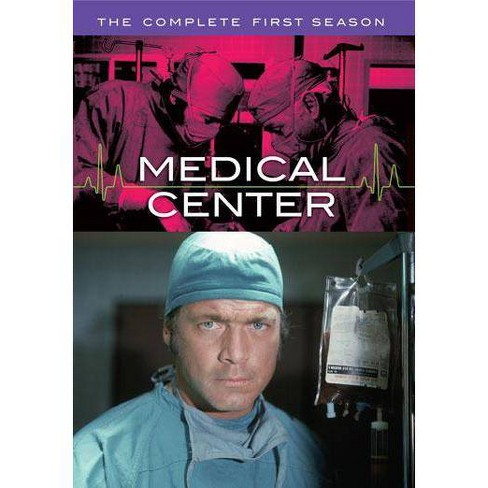 Medical Center: The Complete First Season (DVD) - image 1 of 1