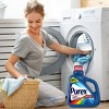 Purex Original Fresh Scent Plus Clorox2 Stain Fighting Enzymes HE Liquid Laundry Detergent - 128oz - image 3 of 4