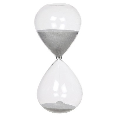 Sand-Filled Hour Glass