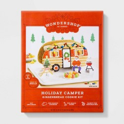 Holiday Camper Gingerbread Kit - 24.36oz - Wondershop™