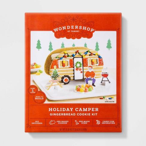 Holiday Camper Gingerbread Kit - 24.36oz - Wondershop™ - image 1 of 2