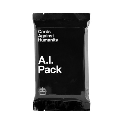 Cards Against Humanity A.I. Pack Card Game