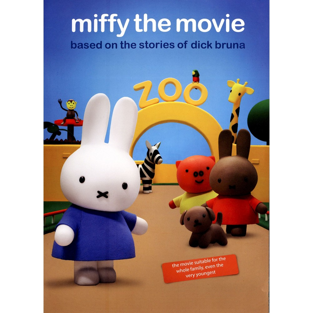 Miffy The Movie (Dvd), Movies