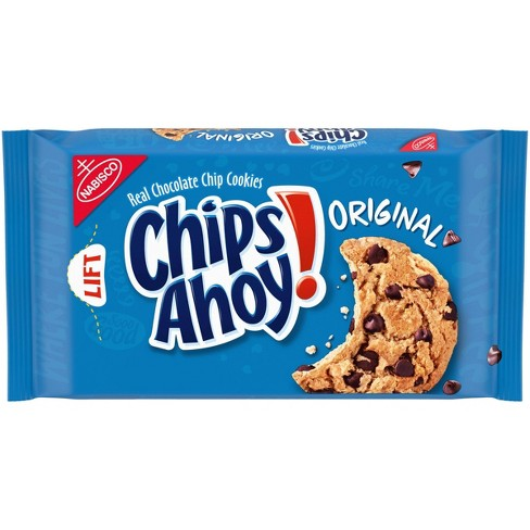 Chips Ahoy! Original Chocolate Chip Cookies -13oz - image 1 of 4