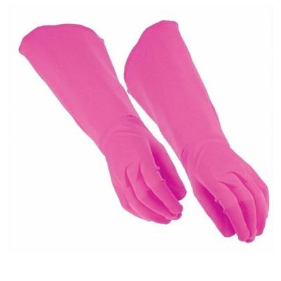 Forum Novelties Superhero Pink Gauntlet Costume Gloves Adult