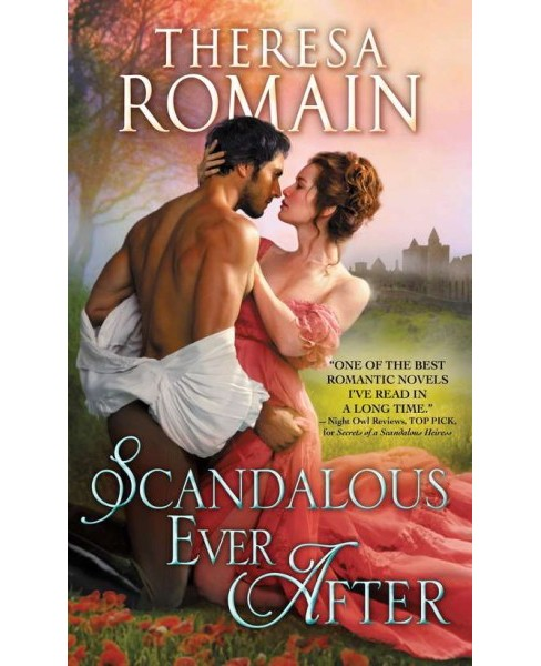 Scandalous Ever After -  (Romance of the Turf) by Theresa Romain (Paperback) - image 1 of 1
