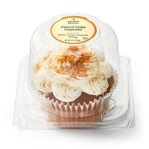 Carrot Cake Jumbo Cupcake - 6oz - Archer Farms™ - image 1 of 2