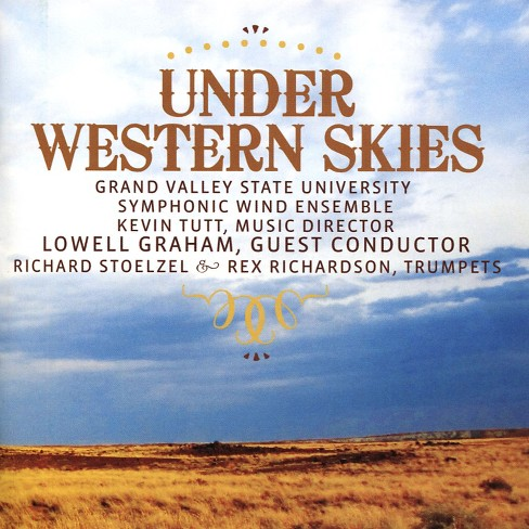 Lowell graham - Under western skies (CD) - image 1 of 1