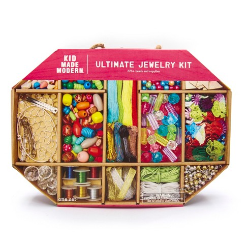 Kid Made Modern® Ultimate Jewelry Kit : Target