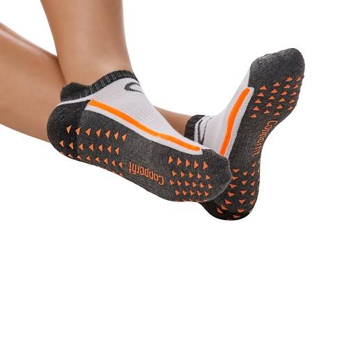 6becbdd8ba6 Copper Fit™ Gripper Socks   Target