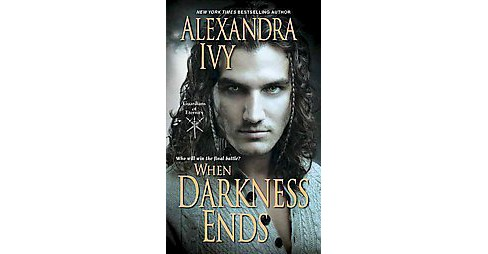 When Darkness Ends (Paperback) (Alexandra Ivy) - image 1 of 1