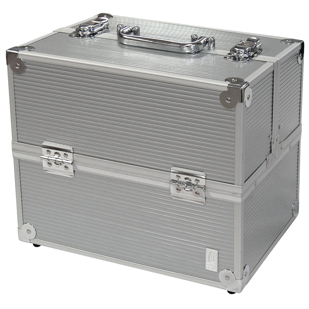 Caboodles Pro Cosmetic Case - Silver