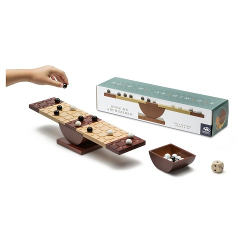Rock Me Archimedes Board Game