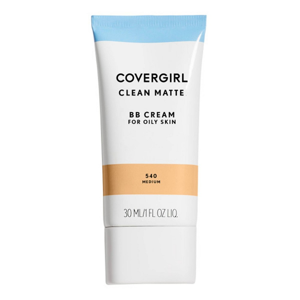 Image of COVERGIRL Clean Matte BB Cream 540 Medium 1 fl oz