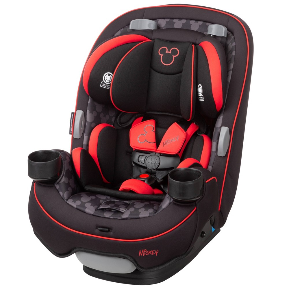 Image of Disney Safety 1st Grow & Go 3-in-1 Convertible Car Seat - Simply Mickey