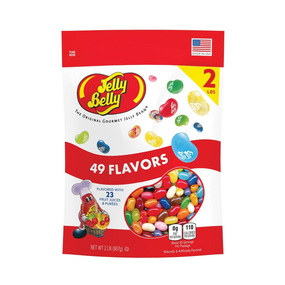 Jelly Belly 49 Flavor Jelly Beans 2lbs