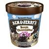 Ben & Jerry's Ice Cream Boom Chocolatta! Cookie Core - 16oz - image 2 of 4