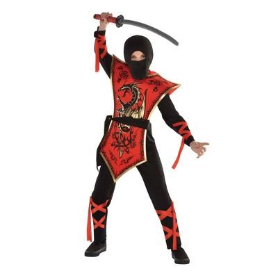Kids' Ninja Assassin Halloween Costume