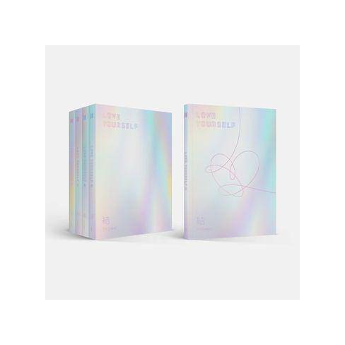BTS - LOVE YOURSELF: ANSWER (CD) - image 1 of 1