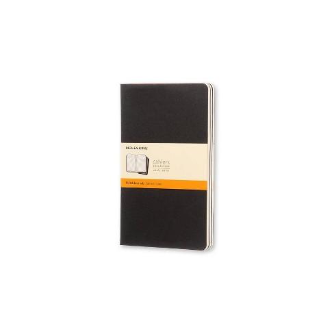 "Moleskine Solid Blank Journal 8.25"" x 5"" Black - image 1 of 3"