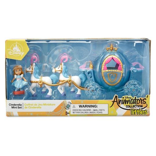 Cinderella Animators' Collection Littles Mini Figure Set - Disney store image number null