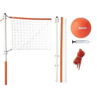 Franklin Sports Starter Volleyball Set