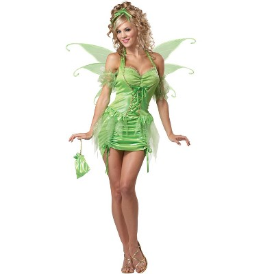 California Costumes Tinkerbell Fairy Adult Costume