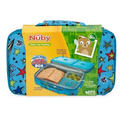 Nuby Hungry Kids' Bento Box - Stars