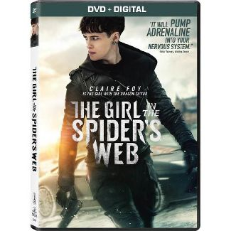 The Girl in the Spiders Web (DVD)