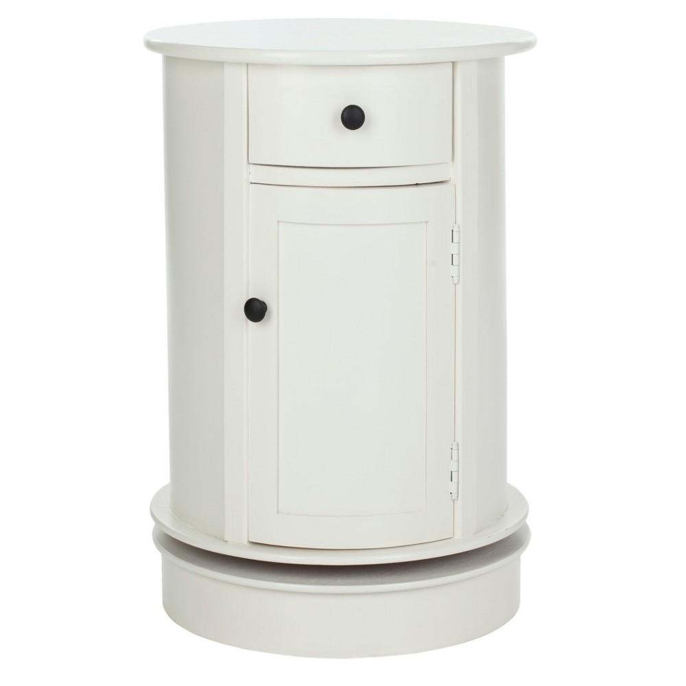 Lola Storage Cabinet - Cream (Ivory) - Safavieh