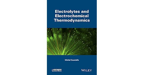 Ionic and Electrochemical Equilibria (Hardcover) (Michel Soustelle) - image 1 of 1