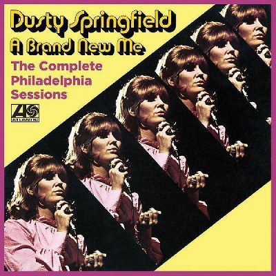 Dusty Springfield - Complete Philadelphia Sessions: A Brand New Me (Expanded Edition) (CD)