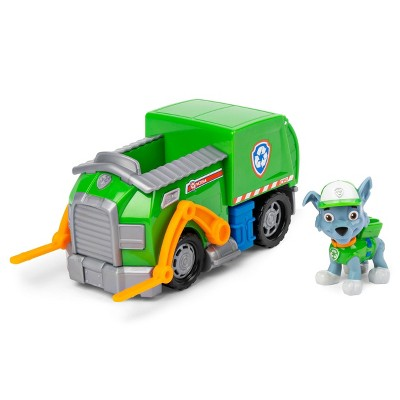 PAW Patrol Toy Vehicle Recycle Truck - Rocky