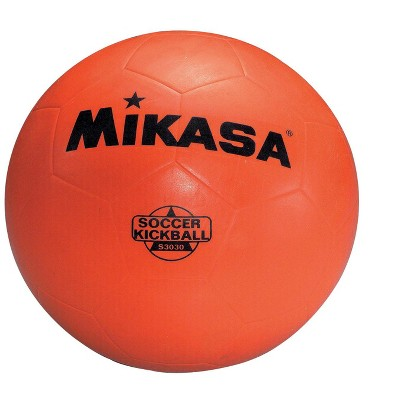 Mikasa 8-1/2 in Kickball, Orange