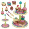 Stephen Joseph Wooden Play Sweets Set - image 2 of 2