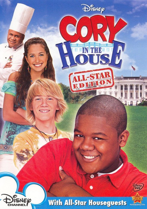 Cory in the House: All Star Edition (dvd_video) - image 1 of 1