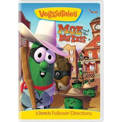 Veggie Tales: Moe & The Big Exit (DVD)(2018)