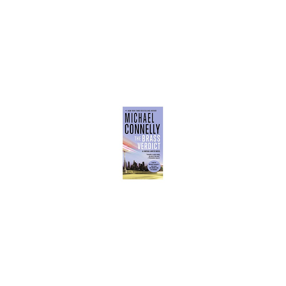 Brass Verdict (Reprint) (Paperback) (Michael Connelly)