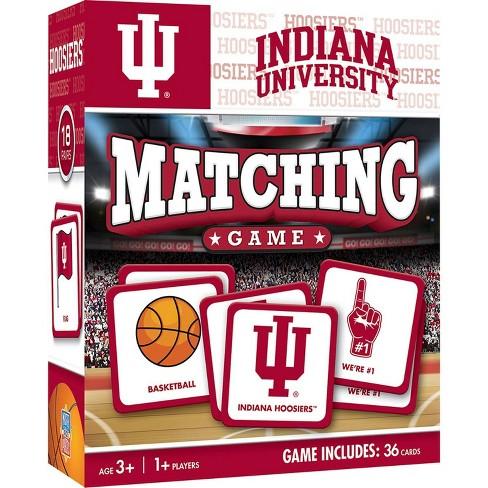 NCAA Indiana Hoosiers Matching Game - image 1 of 2