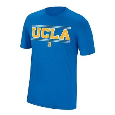 NCAA UCLA Bruins Men's Short Sleeve Crew Neck T-Shirt