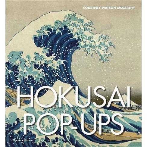 Hokusai Pop-Ups - by  Courtney Watson McCarthy (Hardcover) - image 1 of 1