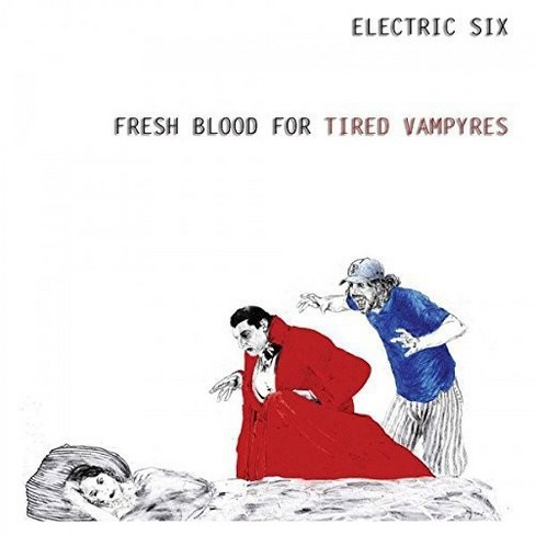 Electric Six - Fresh Blood For Tired Vampyres (Vinyl) - image 1 of 1