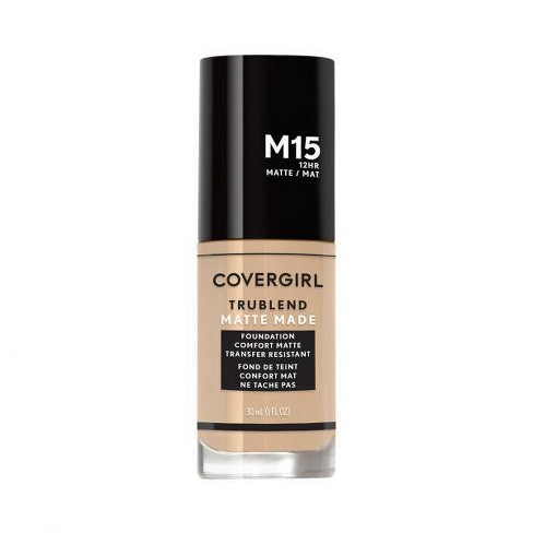 COVERGIRL truBLEND Matte Made Foundation - 1.01 fl oz - image 1 of 4