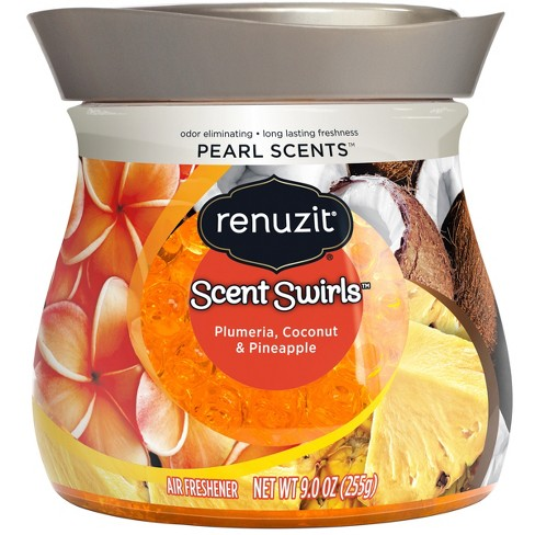 Renuzit Seductive Pineapple Pearl Scents Air Freshener - 9 oz - image 1 of 5
