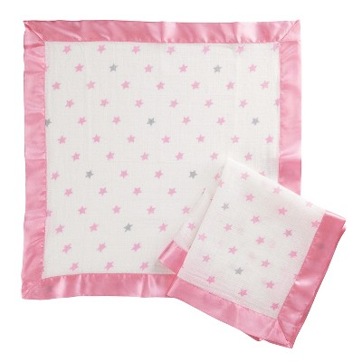 Aden® by Aden + Anais® Security Blankets - Darling