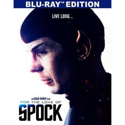 For the Love of Spock (Blu-ray)(2016)