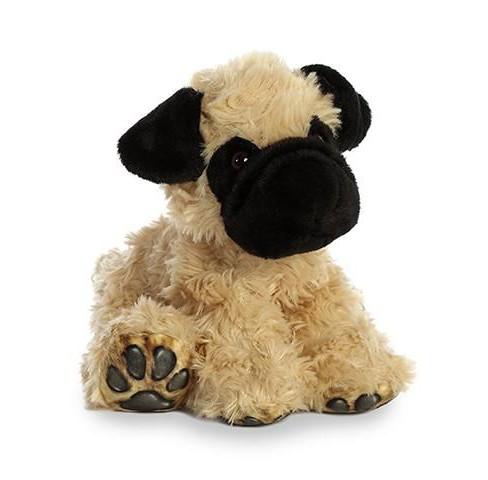 Aurora World Pug Big Paws 9 Stuffed Animal Target